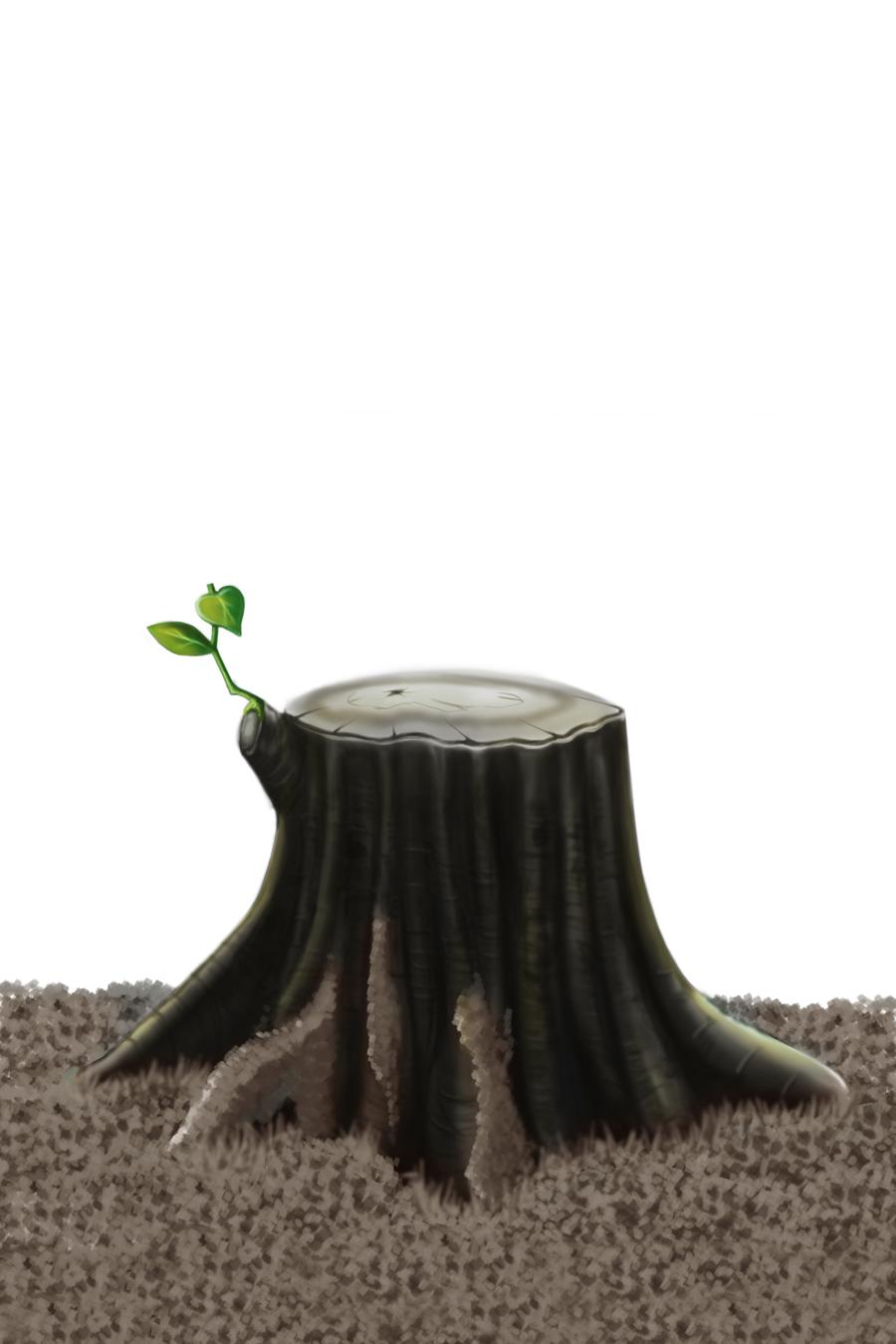 ilustração capa A vida Triunfou