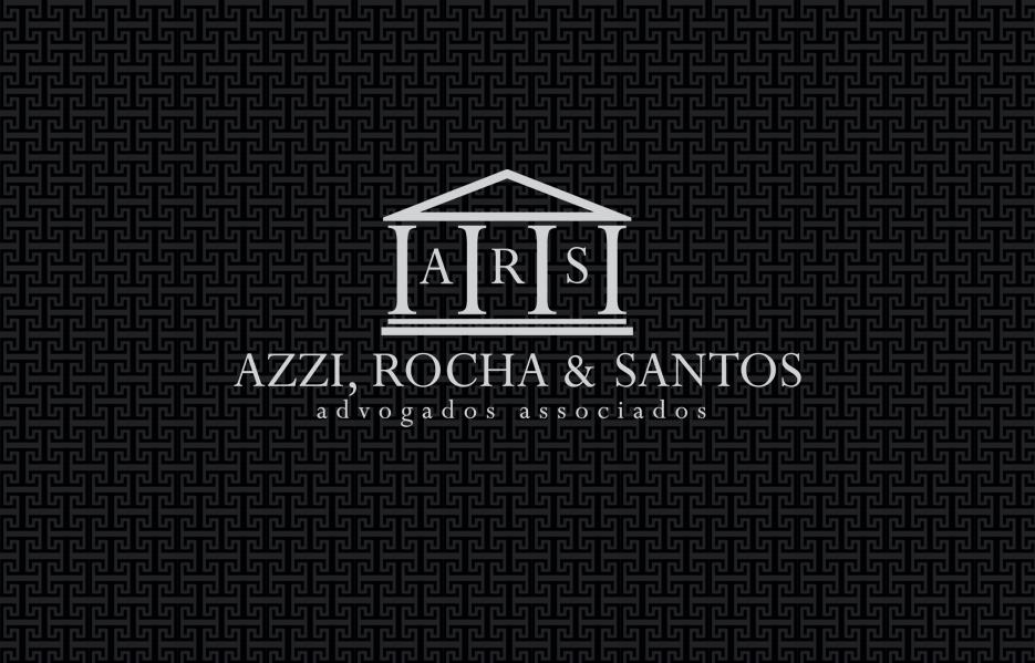 Logo Azzi Rocha e Santos Advogados Associados