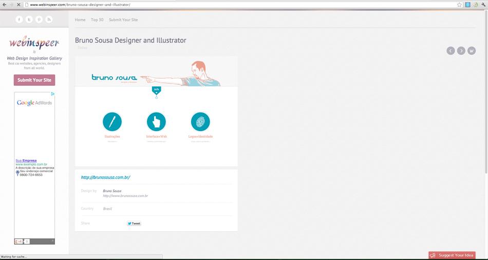bruno sousa no webinspeer